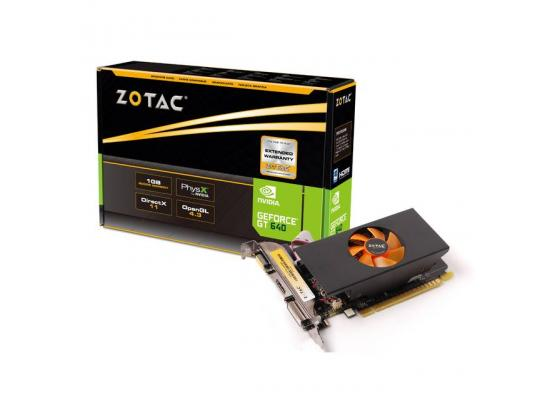 ZOTAC NVIDIA GeForce GT 640 1GB GDDR5