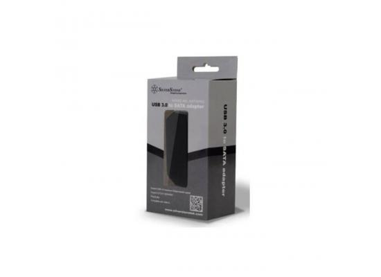"SilverStone USB 3.0 to SATA Adapter for 2.5""/3.5"" HDD"