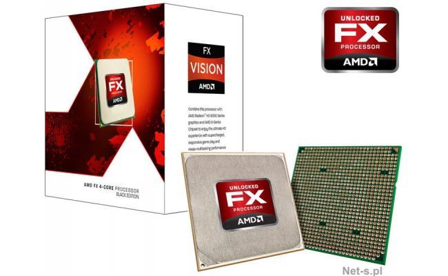AMD FX-4130 Quad-Core Processor 3.8GHz  AM3+