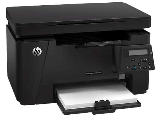HP LaserJet Pro MFP M125nw Wireless Laser Multifunction