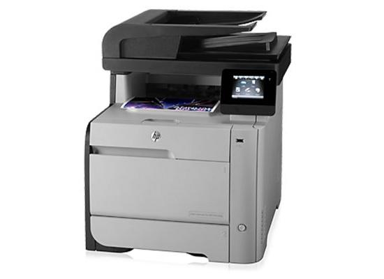 HP Color LaserJet Pro MFP M476dn All In One