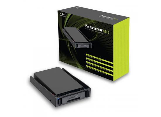 Vantec NexStar SE 2.5 inch SATA Mobile Rack (Black)