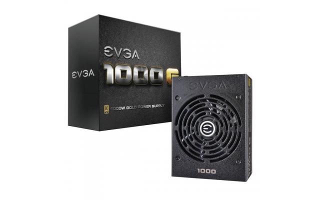 EVGA SuperNOVA G1 1000W 80 PLUS Gold Fully Modular