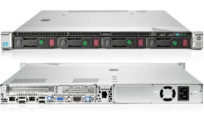 HP ProLiant DL320e Gen8 v2 Rack Server