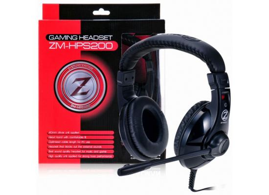 Zalman HPS200 3.5mm Gaming Headset w/ Microphone