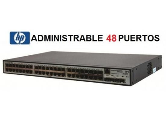 HP  V1910-48G 48 Ports Smart Gigabit Switch