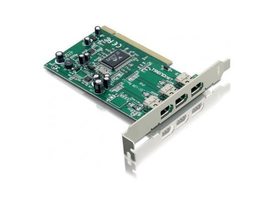 TRENDnet RB-TFW-H3PI 3-Port FireWire PCI Adapter