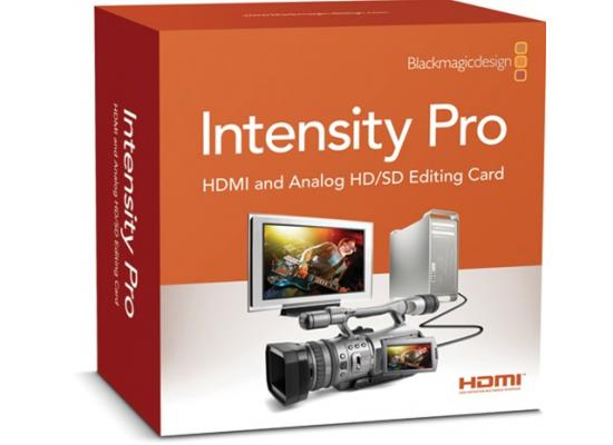 Blackmagic Design Intensity Pro 4K