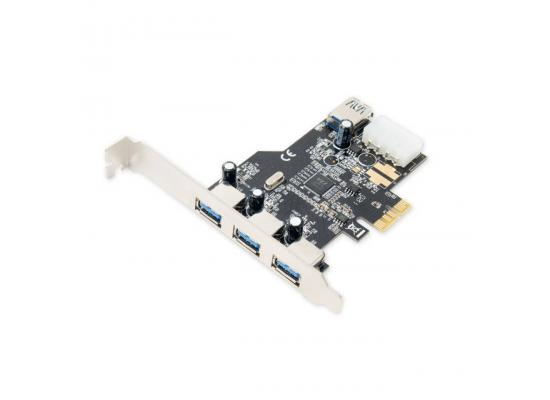 SYBA 3x External & 1x Internal USB 3.0 Port PCI-Express