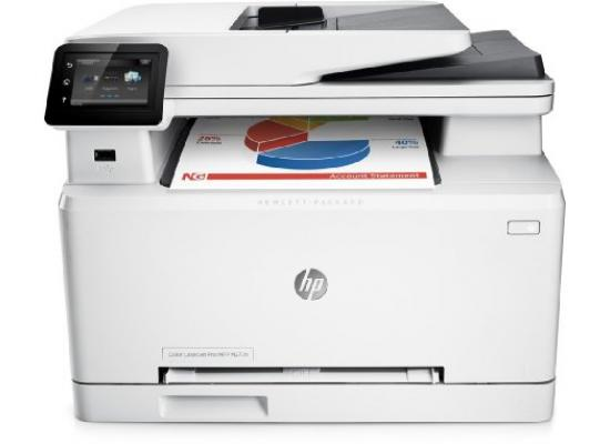 HP Color LaserJet Pro M277n - Multifunction Printer