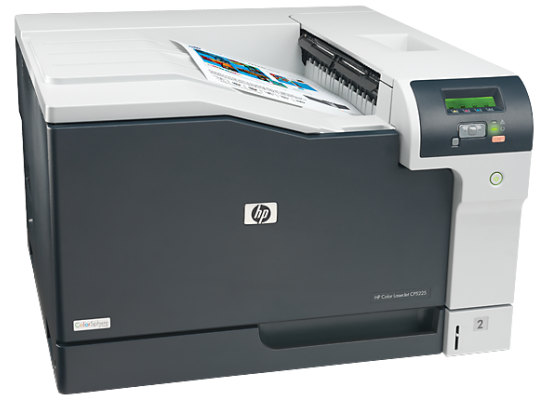 HP A3 Color LaserJet Professional CP5225n Printer