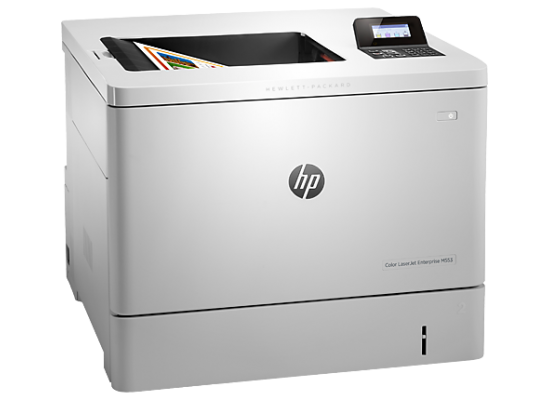 HP Color Laserjet Enterprise M553dn Color Laser