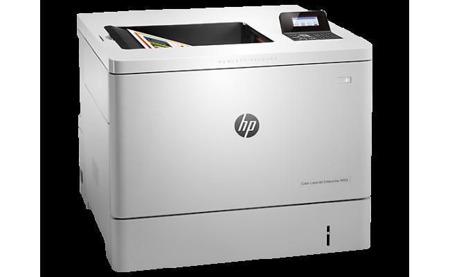 HP Color Laserjet Enterprise M553dn Color Laser