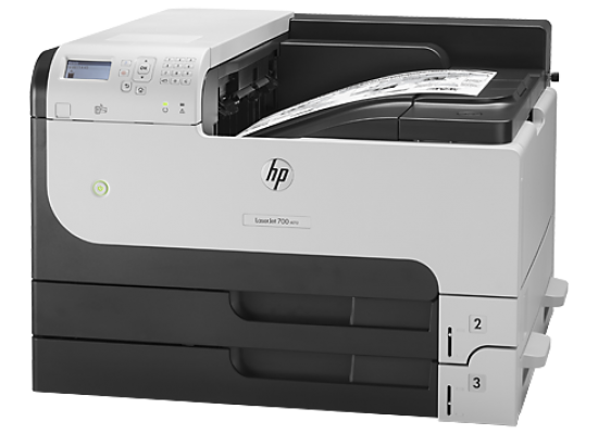 HP A3 LaserJet Enterprise 700 Printer M712dn Printer