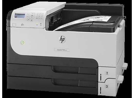 HP A3 LaserJet Enterprise 700 Printer M712dn Printer