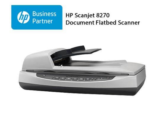 HP Scanjet 8270 Automatic Feeder