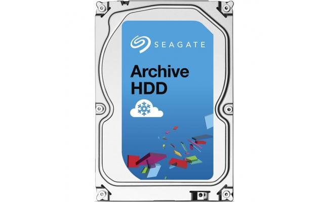 Seagate Archive HDD 8TB SATA 6.0GB/s 128MB HDD