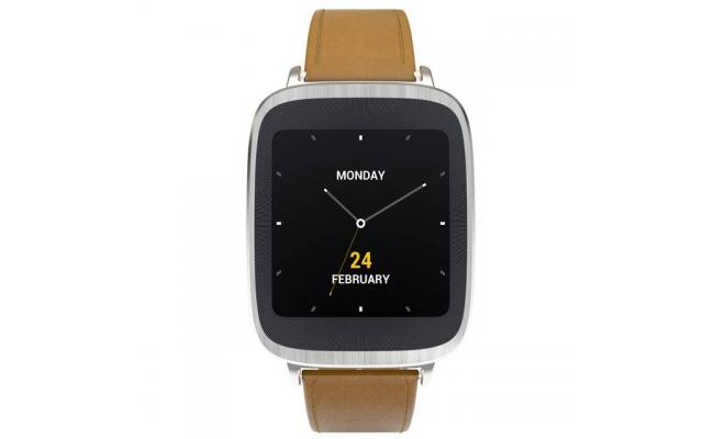 """Asus ZENWATCH 1.63"""" TouchScreen Android Wear"""