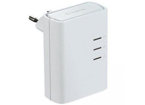 D-Link DHP-308AV PowerLine AV Mini Adapter