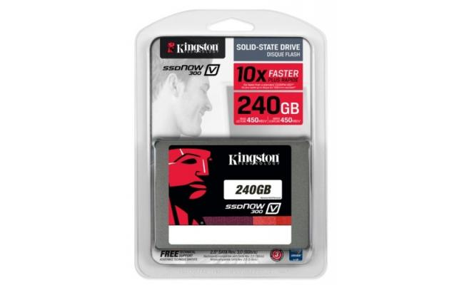 Kingston SSDNow V300 2.5 inch 240GB SSD
