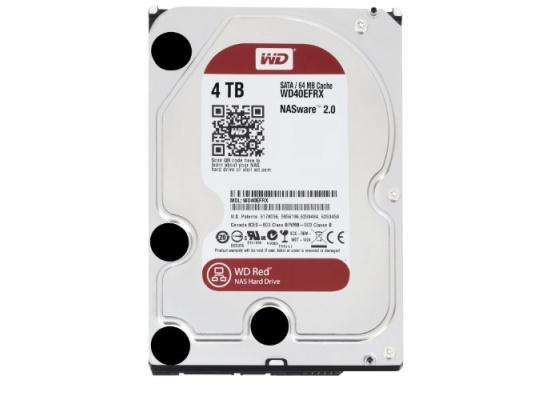 Western Digital Red 4TB  Hard Drive (3.5 inch)