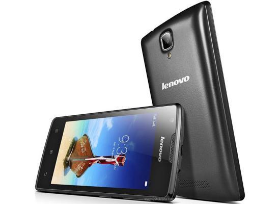 Lenovo A1000 Smartphone 3G Dual Sim , Black