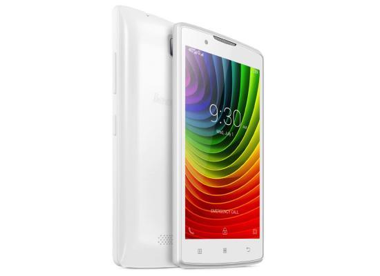 Lenovo A1000 Smartphone 3G Dual Sim , White