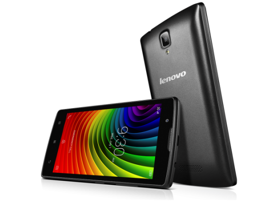 Lenovo A2010 Smartphone 4G Dual Sim , Black