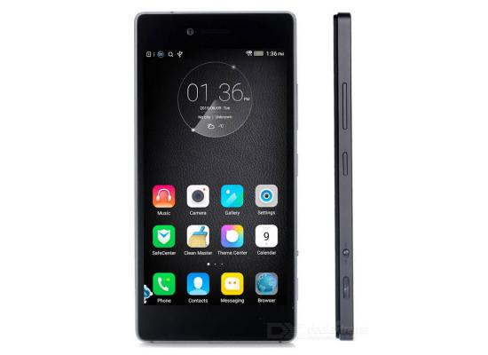 Lenovo z90 VIBE Shot Smartphone 4G Dual Sim , Gray