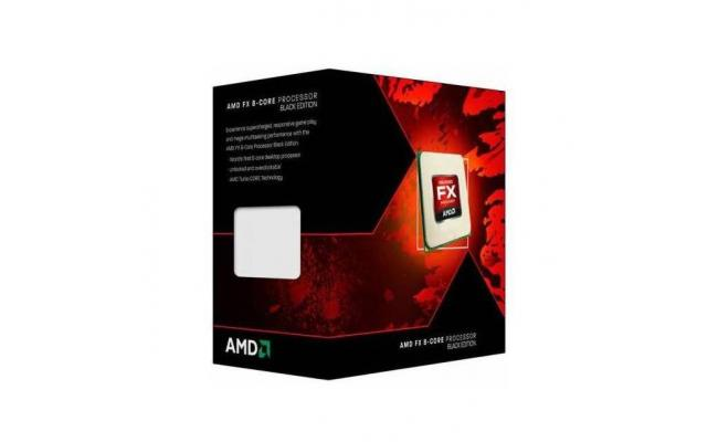 AMD FX-8370 Eight-Core Vishera 4.0GHz 1, Retail