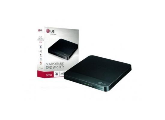 LG Electronics 8X USB 2.0 Slim DVD±RW External
