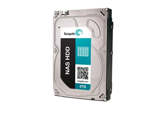 Seagate NAS HDD 4TB 64MB Cache Hard Drive