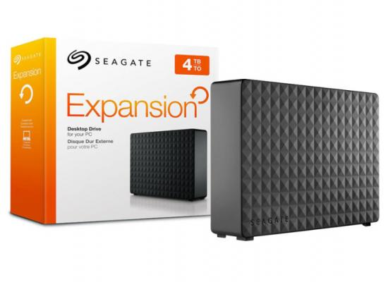 Seagate NEW Expansion 4TB USB 3.0 External HDD