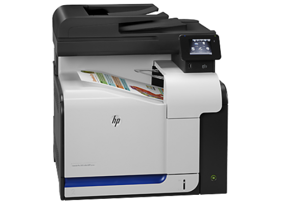 HP Color LaserJet Pro 500 color MFP M570dn