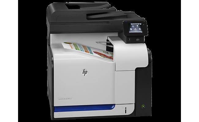 HP Color LaserJet Pro 500 color MFP M570dn