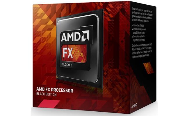 AMD FX-8370E Vishera 8-Core 3.3GHz (4.3GHz Turbo)