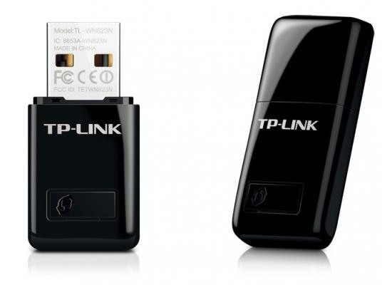 TP-Link TL-WN823N 300Mbps Mini Wireless USB