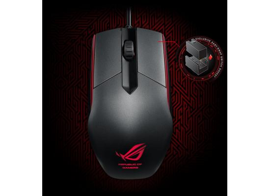 ASUS ROG SICA USB Optical Gaming Mouse