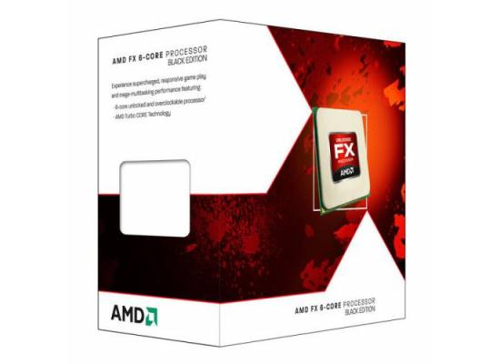 AMD FX Six-Core Processor Model FX-6300 3.5GHz (( w/o Cooler ))
