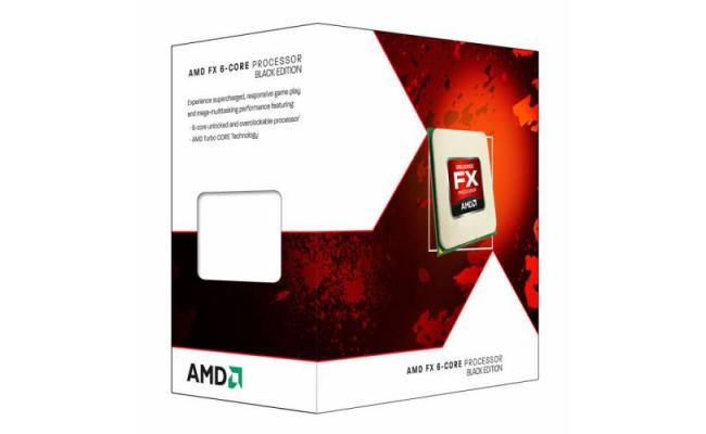 AMD FX Six-Core Processor Model FX-6300 3.5GHz