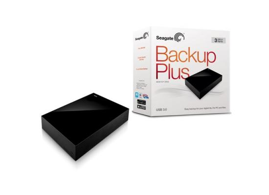 Seagate 3TB Backup Plus External Desktop USB 3.0