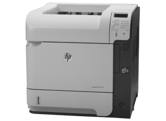 HP Laserjet Enterprise 600 M602n Mono Laser Printer