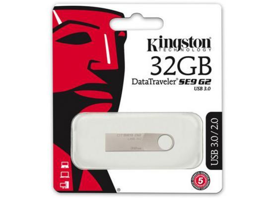 Kingston DataTraveler SE9 G2 32GB USB Drive
