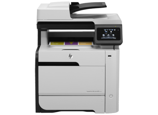 HP LaserJet Pro 300 M375NW MFC All-In-One