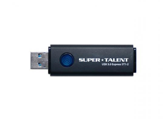 Super Talent 256GB Express ST1-2 USB 3.0 Flash