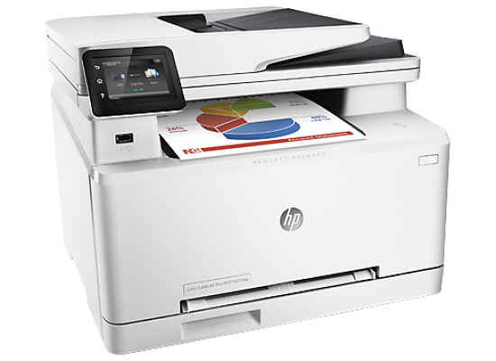 HP Color LaserJet Pro M277dw - Multifunction Printer