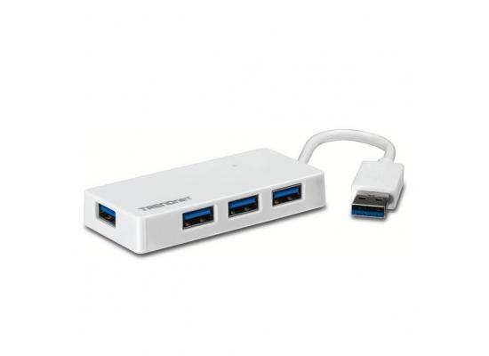 TRENDnet TU3-H4E 4-Port USB 3.0 Mini Hub