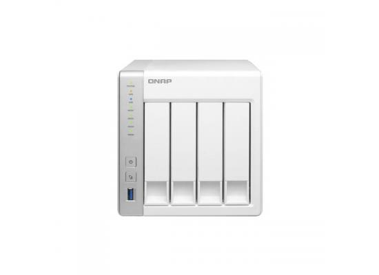 QNAP TS-431 4-Bay Desktop NAS for Home & SOHO
