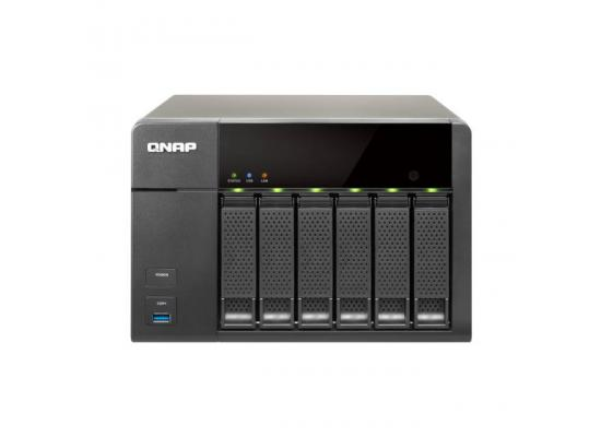 QNAP TS-651-US 6-Bay Desktop NAS for Home & SOHO