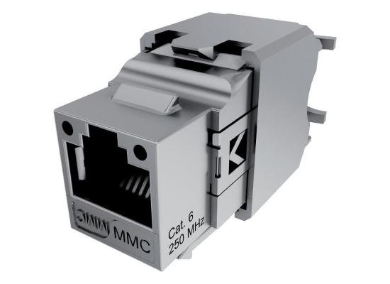 MMC CAT6 RJ45 MODULAR JACK FULL SHIELDED